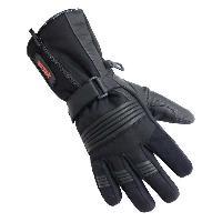 Gants - Sous-gants Gants Moto CUIR HIVER NOIR XXL