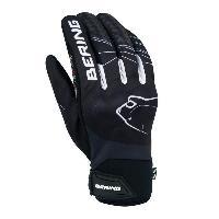 Gants - Sous-gants Gants moto Grissom - Noir et blanc - T10 L