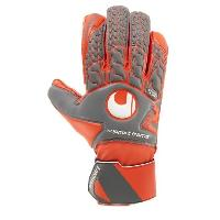Gants De Gardien De Football UHLSPORT Gants de gardien de but de football Aerored Soft SF - 10 XL