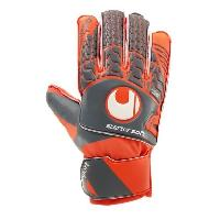 Gants De Gardien De Football UHLSPORT Gants de gardien de but de football Aerored Starter Soft - 4.5