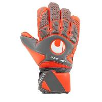 Gants De Gardien De Football UHLSPORT Gants de gardien de but de football Aerored Supersoft - 11 XXL