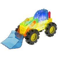 Garage - Gare - Aeroport - Port - Habitation - Batiment A Construire LASER PEGS Jeux de construction 3 in 1 Rescue - Generique