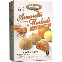 Gateau Patissier FALCONE Amaretti saveur agrumes - 170 G