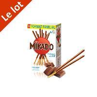 Gateau Patissier LU Mikado Chocolat Box a partager 300 g