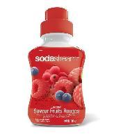 Gazeificateur - Machine A Sodas 30078022 Concentre Fruits Rouges 500ml