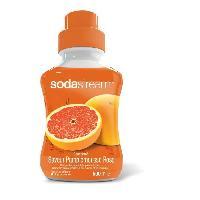 Gazeificateur - Machine A Sodas SODASTREAM 3000137 - Concentre pamplemousse rose