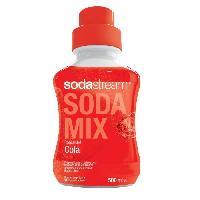Gazeificateur - Machine A Sodas SODASTREAM  Concentré 500ml Cola