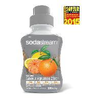 Gazeificateur - Machine A Sodas SODASTREAM Concentre 500ml Saveur agrumes zero