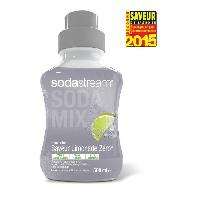 Gazeificateur - Machine A Sodas SODASTREAM Concentre saveur Limonade Zero 500ml