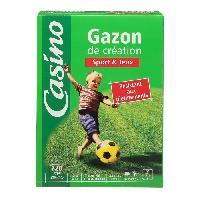Gazon Naturel Gazon Sport et jeux - 3Kg