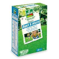 Gazon Naturel LE PAYSAN Sport et Loisirs - 1kg Aucune