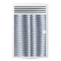 Genie Thermique - Climatique - Chauffage CHAUFELEC Broadway 1000 watts Radiateur panneau rayonnant - Programmable - Détecteur présence et fenetre - Fabrication Française