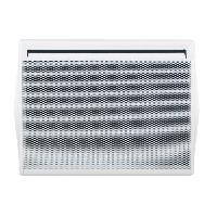 Genie Thermique - Climatique - Chauffage CHAUFELEC HAPPY KFM1543FDAJ - Panneau rayonnant SAS - Horizontal 1000 W - Coloris blanc