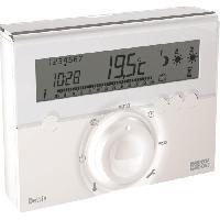 Genie Thermique - Climatique - Chauffage DELTA DORE Programmateur fil pilote Deltia 8.31 3 zones