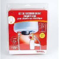 Genie Thermique - Climatique - Chauffage DIPRA Kit chauffe-eau universel
