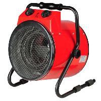 Genie Thermique - Climatique - Chauffage DX DREXON Canon a chaleur rouge 3000W