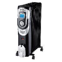 Genie Thermique - Climatique - Chauffage DX DREXON Chauffage bain d'huile électronique 2000W