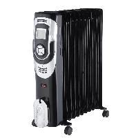 Genie Thermique - Climatique - Chauffage DX DREXON Chauffage bain d'huile électronique 2500W