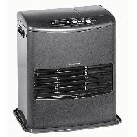 Genie Thermique - Climatique - Chauffage INVERTER 6007 - 4000 watts Poele a pétrole électronique -  Fonction ECO - Programmation 24H - Détecteur de CO2 - Sécurité Enfants