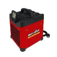 Genie Thermique - Climatique - Chauffage MECAFER Chauffage MH3400L - 3300W - Avec lampe LED