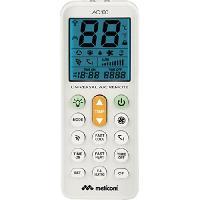 Genie Thermique - Climatique - Chauffage MELICONI AC100 Telecommande climatisation