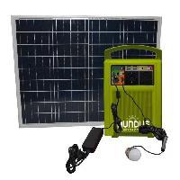 Genie Thermique - Climatique - Chauffage MUNDUS Batterie autonome rechargeable - Spark 26
