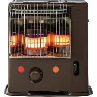 Genie Thermique - Climatique - Chauffage TECTRO R131C 2.1 Kw Poele a petrole a meche - Jusqu'a 30 m2 - Reservoir 4.2 L - Detecteur CO2 - Securite anti-basculement