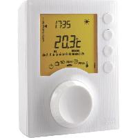 Genie Thermique - Climatique - Chauffage Thermostat programmable filaire Tybox 117