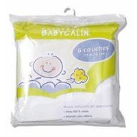 Gigoteuse - Douillette - Turbulette 6 couches en tissu lavables
