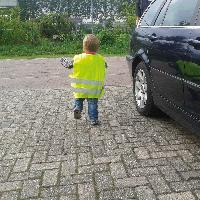 Gilet De Securite - Kit De Securite - Triangle De Securite Gilet de securite enfant - ADNAuto