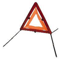 Gilet De Securite - Kit De Securite - Triangle De Securite Triangle de Signalisation Nano Pliable