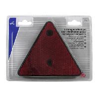 Gilet De Securite - Kit De Securite - Triangle De Securite Triangle reflecteurs pour signaliastion arriere - Eloto