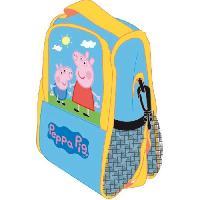Glaciere - Sac Isotherme - Accumulateur De Froid Fun House Peppa Pig sac bandouliere isotherme pour enfant Jemini