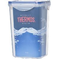 Glaciere - Sac Isotherme - Accumulateur De Froid THERMOS Boite rafraichissante rectangulaire Airtight - 1300ml