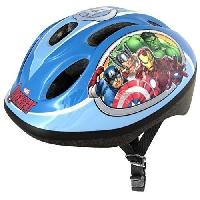 Glisse Urbaine AVENGERS Pack Protections - Casque - Genouilleres - Coudieres Stamp