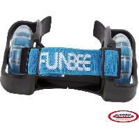 Glisse Urbaine FUNBEE Roulettes Flashing wheels + DEEE Bleu