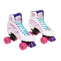 Glisse Urbaine Patins a Roulettes DISCO - Taille 3839