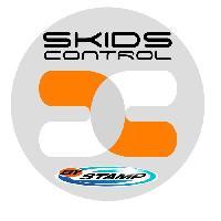 Glisse Urbaine SKIDS CONTROL Trottinette steering - Rose - 3 roues
