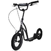 Glisse Urbaine STIGA Trottinette Air scooter 12'' - Noir