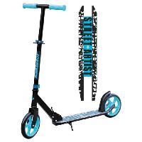 Glisse Urbaine Schildkröt Trottinette City Scooter Street Artist. roues 200mm. trottinette de loisir en aluminium. pliable. idéale pour les enfants