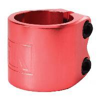 Glisse Urbaine URBANARTT Collier de serrage 2 Vis Rougesable Adulte Generique