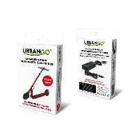 Glisse Urbaine URBANGO Chargeur électrique - Compatible Booster / Booster +
