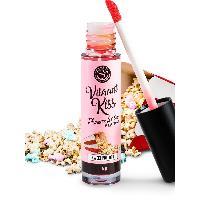 Gloss 'vibrant Kiss' Saveur Pop-Corn - 6 gr