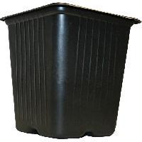 Godet De Culture - Pot De Tourbe VILMORIN 15 godets plastiques carres - 9 cm