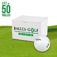 Golf BRIDGESTONE Lot de 50 balles Bridgestone E7-E7+ - Reconditionnees Generique