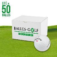 Golf CALLAWAY Lot de 50 Balles de Golf Callaway HX Diablo Reconditionnees