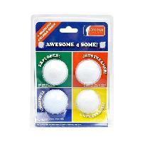 Golf ON PAR Lot de 4 Balles de Golf - Blanc Generique