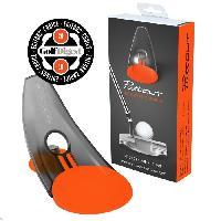 Golf PUTTOUT Appareil d'entrainement de golf pour le putting - Orange - Aucune