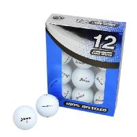 Golf SECOND CHANCE Lot de 12 Balles de Golf Srixon Mix - Blanc