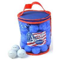Golf SECOND CHANCE Lot de 50 balles de golf Titleist NXT Tour - Blanc